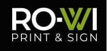 RO-WI Print &Sign