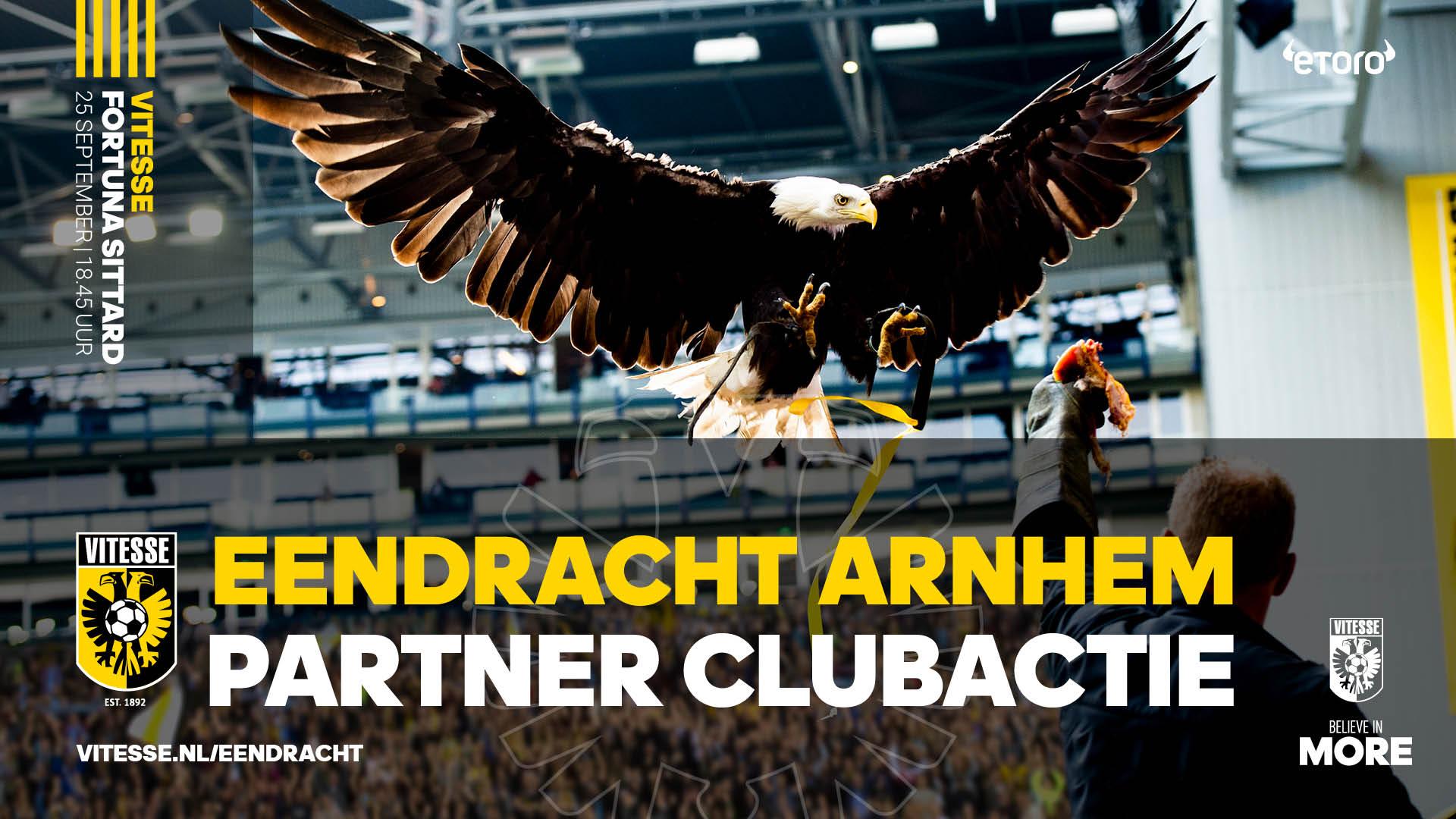Eendracht Partnerclub van Vitesse